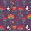 Thumbnail: Powder - Scandi Floral Multi Way Band