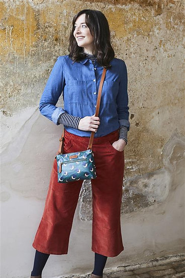 Lily & Me - Cropped Trouser Brick