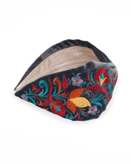 Powder - Russian Floral Headband