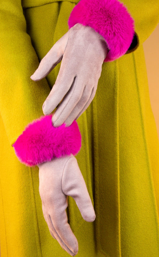 Powder - Bettina Gloves