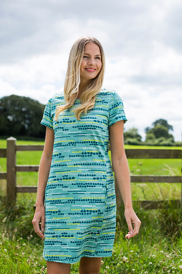 Lily & Me - Linea Stamps Heather Dress