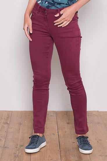 Brakeburn - Slim Fit Garment Dyed Chino