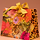 Thumbnail: Powder - Printed Velvet Headband Leopard