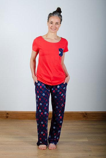 Lily & Me - Dandelion Clocks Pyjama