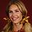 Thumbnail: Powder - Velvet Scrunchies (Pack of 2) Floral