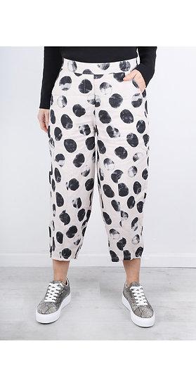 Foil - Broadening Horizons Linen Trousers
