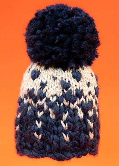 Powder - Anika Bobble Hat