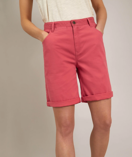 Weird Fish - Vittoria Organic Cotton Bermuda Shorts