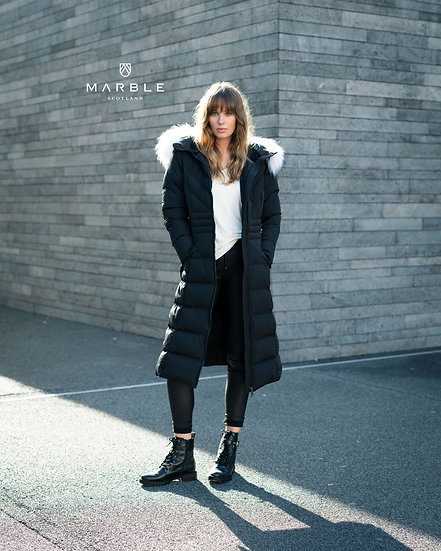 Marble Scotland - Black Coat