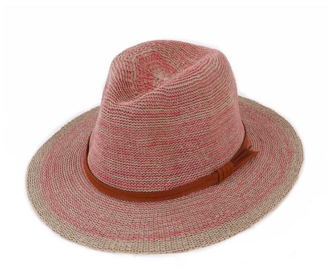 Powder - Natalie Hat Fuchsia