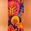 Thumbnail: Powder - Scandi Forest Print Scarf