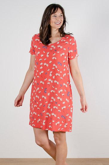 Lily & Me - Seascape Dress Daisy