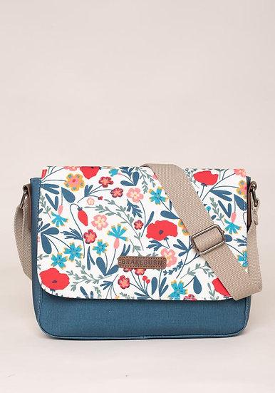 Brakeburn - Botanical Saddle Bag