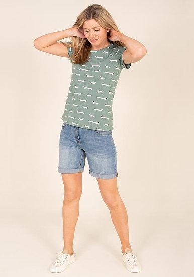 Brakeburn - Denim Shorts