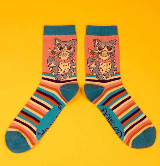 Powder - Cocktail Pussy Ankle Socks