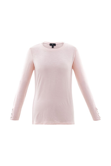 Marble Scotland - Baby Pink Tee
