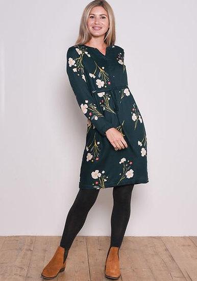 Brakeburn - Posey Twill Shirt Dress