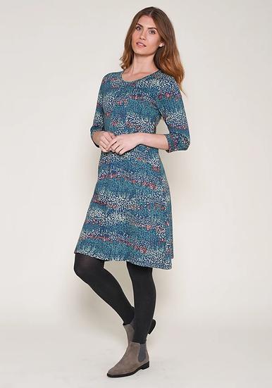 Brakeburn - Heather Pleated Dress