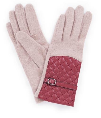 Powder - Lizzy Wool Gloves Camel