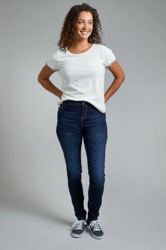 Weird Fish - Rini Organic Slim Fit Denim Jeans Denim
