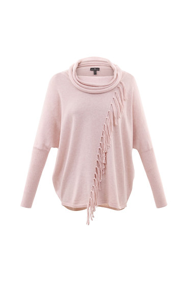 Marble Scotland - Pink Sweater