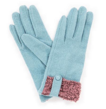 Powder - Monica Wool Gloves Ice
