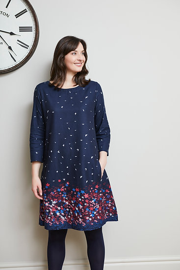 Lily & Me - Kyoto Border Dress