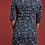Thumbnail: Weird Fish -Dark Navy Starshine Dress