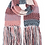 Thumbnail: Powder - Astrid Teal Scarf