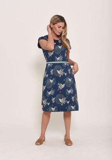 Brakeburn - Dove Jersey Dress