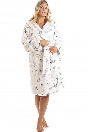 Camille - Star Burst Hooded Robe