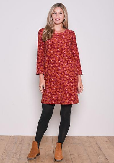 Brakeburn - Blackberries Cord Dress
