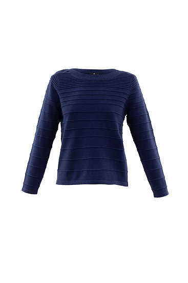Marble Scotland - Navy Sweater