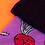 Thumbnail: Powder - Happy Vegetables Boot Socks
