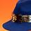 Thumbnail: Powder - Wool Fedora Feather Band