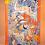 Thumbnail: Powder - Woodland Chums Long Satin Print