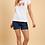 Thumbnail: Weird Fish - Fornelli Organic Cotton Graphic T-Shirt White