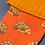 Thumbnail: Powder - Hedgehog Boot Socks