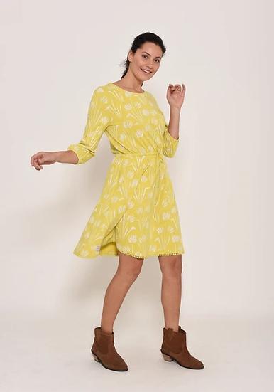 Brakeburn - Water Reed Dress