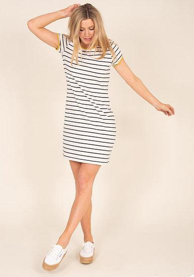 Brakeburn - Organic Stripe Dress