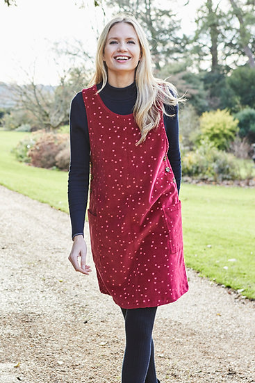 Lily & Me - Carrie Dress Raspberry
