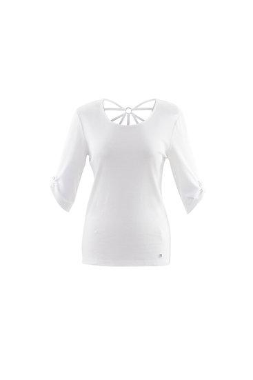 Marble Scotland - White T-shirt