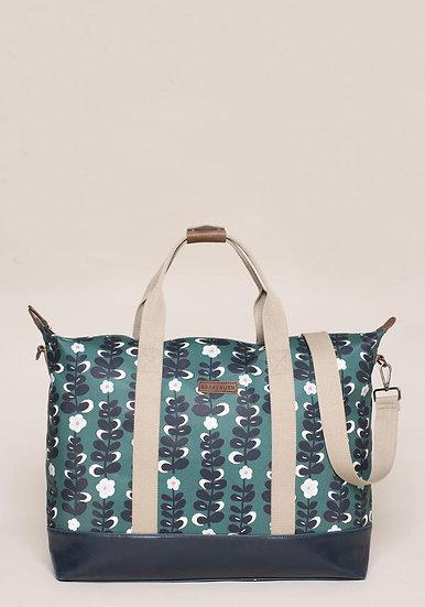 Brakeburn - Trailing Flower Overnight Bag