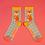 Thumbnail: Powder - Foxy Love Ankle Socks