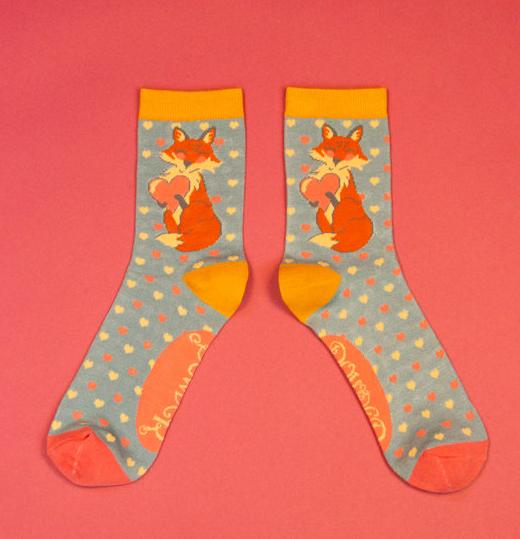 Powder - Foxy Love Ankle Socks