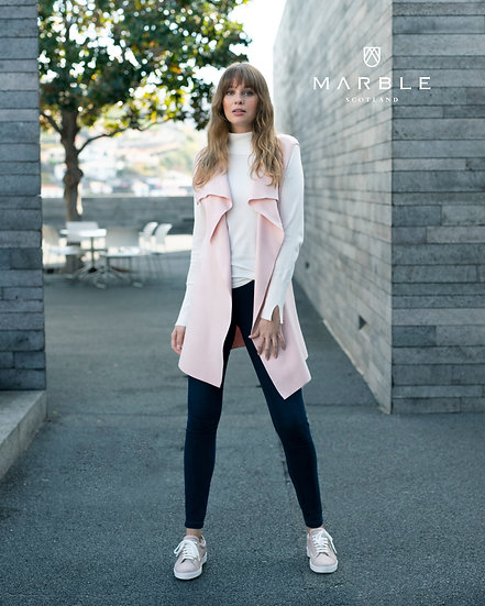 Marble Scotland - Pink Gilet