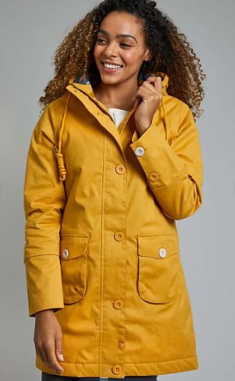 Weird Fish - Beatrix Waterproof Coat