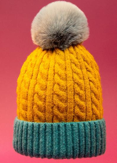 Powder - Greta Bobble Hat