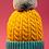 Thumbnail: Powder - Greta Bobble Hat