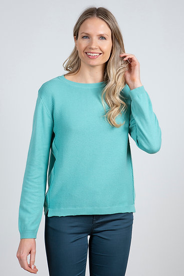 Lily & Me - Textured Jumper